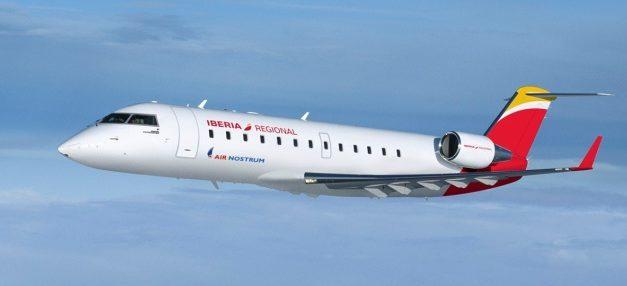 Aceptada la demanda de UGT por la presunta ilegitimidad del convenio de Air Nostrum