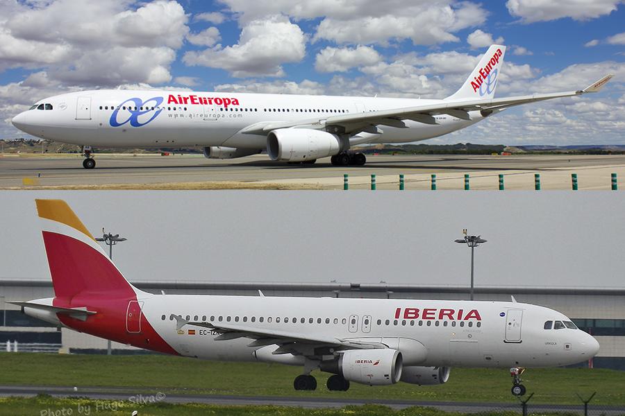 Iberia informa a UGT de la compra de Air Europa