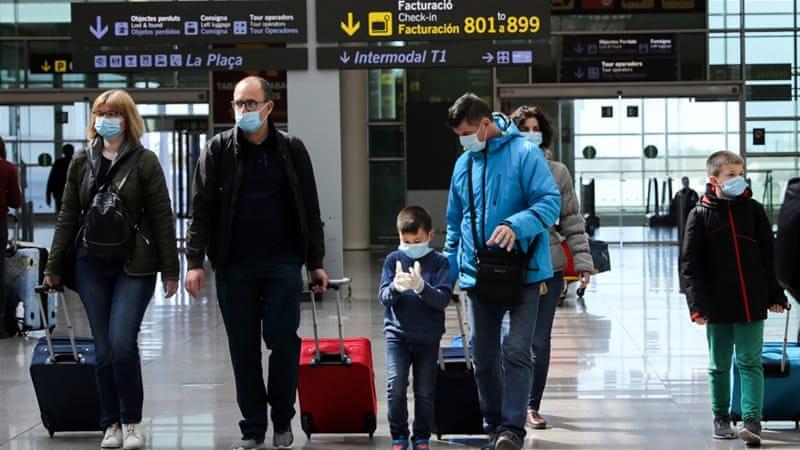 Más del 50% de los profesionales de seguridad y servicios auxiliares de los aeropuertos siguen en ERTE pese al reinicio de actividad