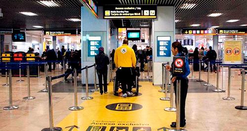 AENA condena al despido a cientos de trabajadores y trabajadoras de servicios auxiliares de seguridad
